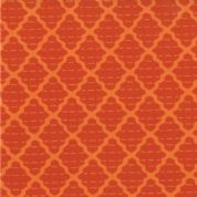 Moda Bobbins and Bits - 2794 - Orange Tone on Tone, Diamond Geometric  - 43026-13 100% Cotton Fabric